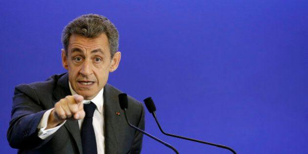Nicolas Sarkozy veut un référendum le jour du second tour des