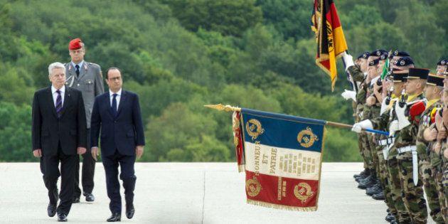 Première guerre mondiale: François Hollande marathonien des