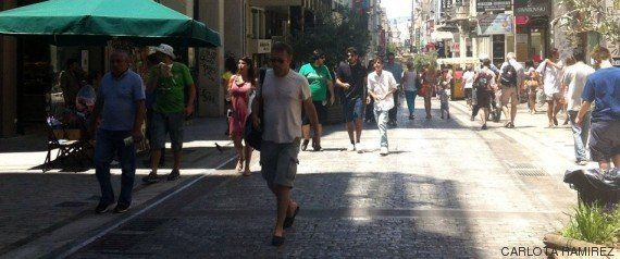 Grèce : comment les touristes vivent cette période sans