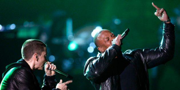 Beats racheté par Apple : Dr Dre, premier rappeur milliardaire