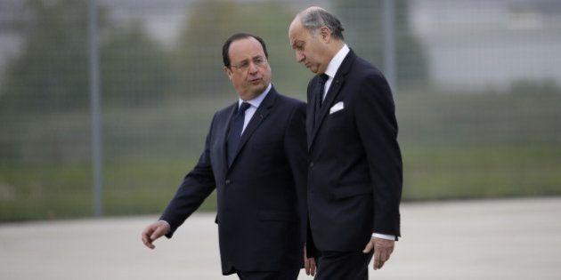Pourquoi François Hollande et Laurent Fabius haussent le ton sur