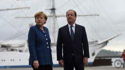 Hollande et Merkel haussent le ton sur