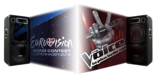 EN DIRECT. Eurovision et The Voice saison 3: suivez les cérémonies avec le meilleur et le pire du