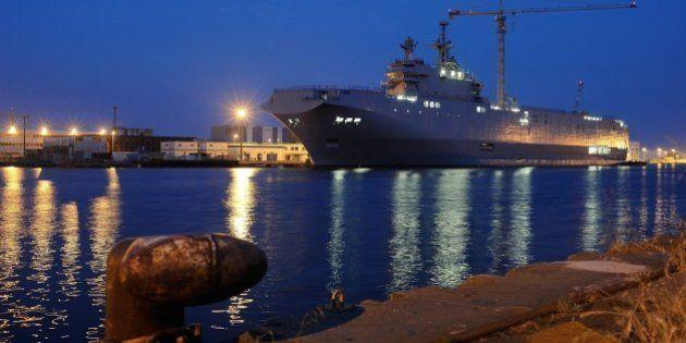 Mistral: Quel sort pour les navires si Paris annule la vente à la Russie