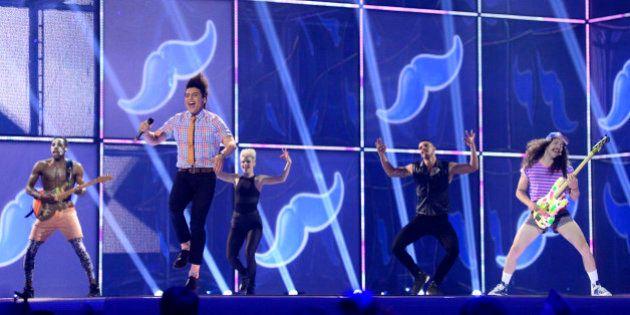 Eurovision: La France, en bonne dernière, moquée sur le