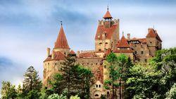 Le château du comte Dracula est à