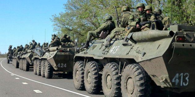 Ukraine: la Russie n'a pas retiré ses troupes de la frontière selon les