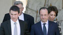 La popularité de Hollande baisse encore... celle de Valls