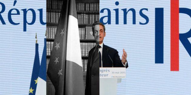 Nicolas Sarkozy peine à se positionner entre chef de l'opposition, ancien président et futur candidat...