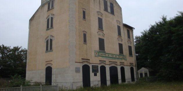 Journées du patrimoine 2014 : au cœur de l'ancienne gare de déportation de Bobigny ouverte au public