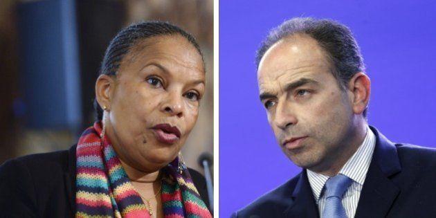 Christiane Taubira cible de l'UMP : la Marseillaise, symbole d'une rancœur tenace à quelques semaines...