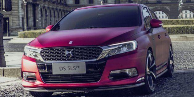 Citroën : la DS va apprendre à rouler toute seule (comme elle le fait déjà en