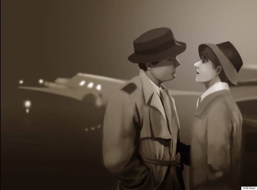 PHOTOS. Cinéma LGBT: cet artiste revisite 8 scènes emblématiques avec des couples