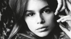 La fille de Cindy Crawford pose pour Vogue