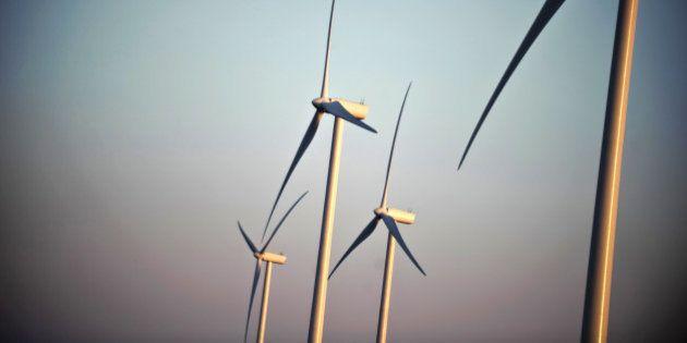 Transition énergétique: son coût mondial estimé à 44.000 milliards de