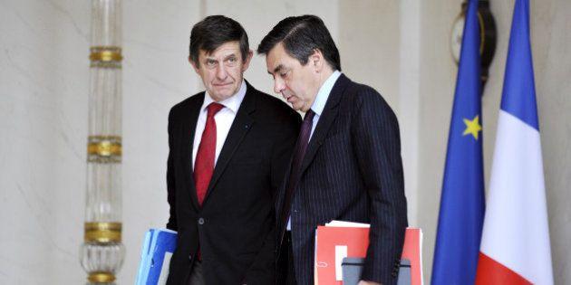 Affaire Jouyet-Fillon: le secrétaire général de l'Elysée et les journalistes du