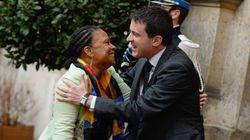 Valls dénonce une polémique