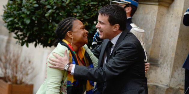 Taubira et la Marseillaise: Valls dénonce