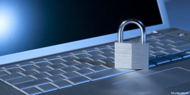 internet cyber laptop