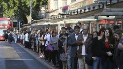 À Londres, les tarifs d'Uber triplent pendant la grève du