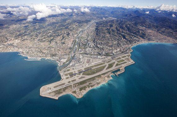 PHOTOS. Les plus belles vues à l'atterrissage d'un avion: l'aéroport Nice Côte d'Azur remporte le prix