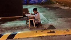 Grâce à cette photo sur Facebook, cet enfant va pouvoir réaliser son rêve: