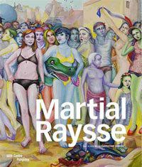 Martial Raysse au Centre