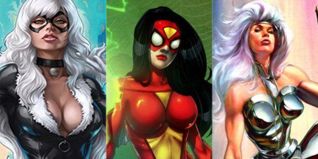 The Amazing Spider-man: Un spin-off avec une super héroïne pour