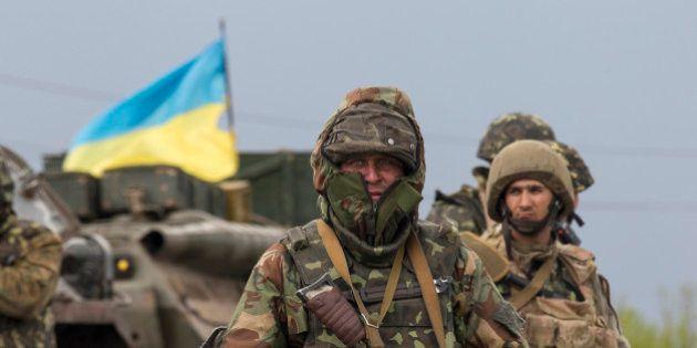 Ukraine / Russie: six militaires ukrainiens tués par des tirs d'insurgés