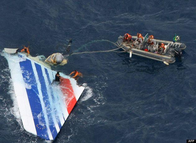 Le crash du vol Rio-Paris a fait 228 morts en