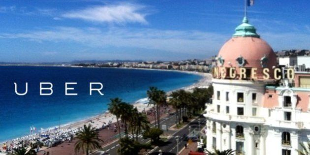 Festival de Cannes: la guerre entre les taxis et Uber (et les autres VTC) a déjà