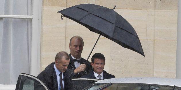 La popularité de Manuel Valls plombée par la rentrée (et par François