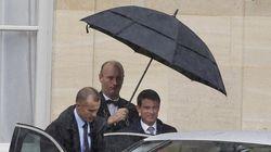 Hollande embarque Valls dans sa chute de