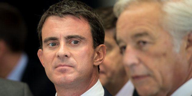 Chômage: Valls reconnaît un