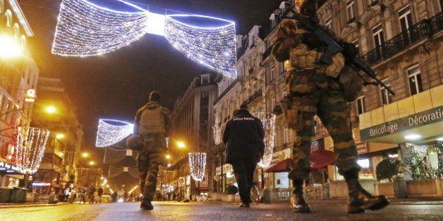 Bruxelles : plusieurs opérations anti-terroristes menées dans le centre de la