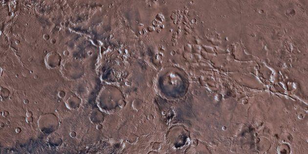 La NASA vous emmène sur Mars grâce à son application web Mars Trek, qui s'inspire de Google