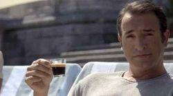 Dujardin joue au Clooney français pour