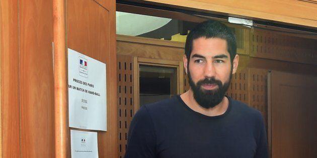 Hand: Nikola Karabatic condamné à 10.000 euros d'amende pour les paris suspects avant