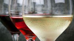Tarte aux deux citrons - le vin qui va