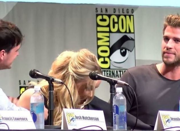 VIDEO. Jennifer Lawrence a multiplié les bizarreries pour la promo de