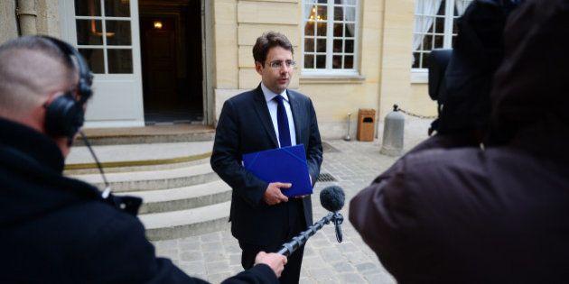 Qui est Matthias Fekl, le nouveau secrétaire d'État au Commerce