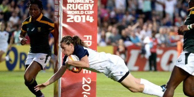 La Coupe du monde féminine de rugby fait de belles audiences à la