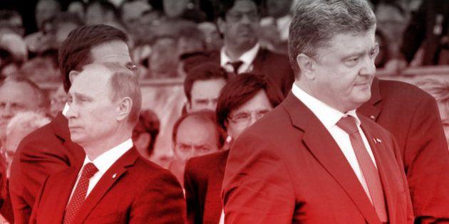 Ukraine / Russie : Comment la pression est redescendue en quelques jours, rendant possible la discussion...