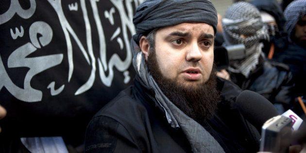 Mohamed Achamlane, le chef du groupe islamiste Forsane Alizza, condamné à neuf ans de prison