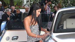Le premier accident de robe à Cannes est signé