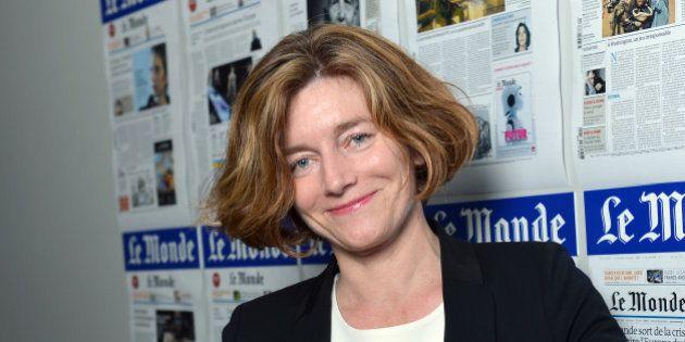 Natalie Nougayrède annonce sa démission du poste de directrice du
