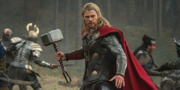 PHOTOS. Chris Hemsworth a beaucoup maigri pour son rôle dans