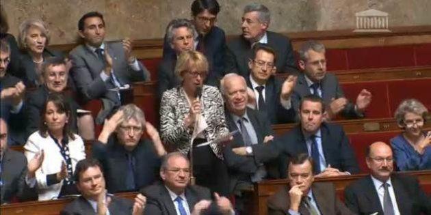 VIDEO - Journée de la jupe: une députée UMP accuse la théorie du genre et le