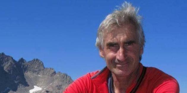 Hervé Gourdel, chevalier de la Légion d'honneur à titre
