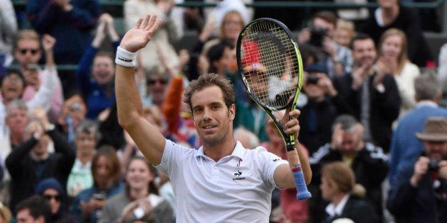 Richard Gasquet battu par Novak Djokovic s'arrête en demi-finale de